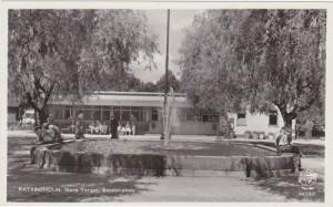 Fontänen N Busstationen